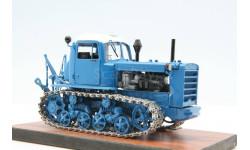 Трактор ДТ-75 Казахстан. 1/43, редкая масштабная модель, Мастер Михаил Жиряков, scale43