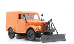 ГАЗ-69 Т-3 тротуароуборочная машина. Автомобиль на службе №7