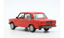 ВАЗ-2105 'Жигули'. Автолегенды СССР №62, масштабная модель, scale43