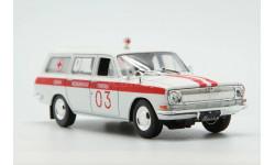 ГАЗ-24-03 скорая медицинская помощь. Автомобиль на службе №15
