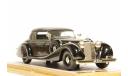 Mercedes-Benz type 770 'Grosser Mercedes' cabriolet B 1940., масштабная модель, 1:43, 1/43, EMC Пивторак