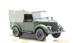 ГАЗ-69 (матовый)., масштабная модель, 1:43, 1/43, НАП