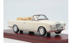 Rolls-Royce Corniche convertible 1971г.