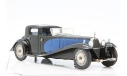 Bugatti Royale Coupe de Vile 1930. Heco. 1/43