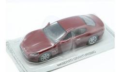 Maserati Granturismo. Суперкары №22. 1/43
