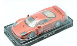 Saleen S7. Суперкары №7. 1/43