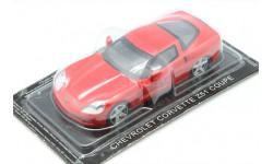 Chevrolet Corvette Z51 coupe. Суперкары №6. 1/43