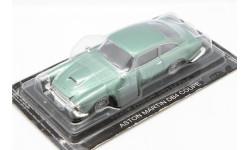 Aston Martin DB4 coupe. Суперкары №2. 1/43