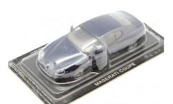 Maserati coupe. Суперкары №5. 1/43