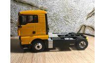 MAN TGX 18.480 Eligor, масштабная модель, scale43