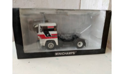 Scania Minichamps, масштабная модель, 1:43, 1/43
