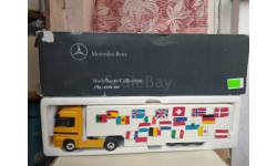 Mercedes Benz NZG, масштабная модель, Mercedes-Benz, 1:43, 1/43