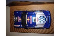 1:43 VW Race Touareg No.310, Rally Paris-Dakar, масштабная модель, Volkswagen, Minichamps, 1/43