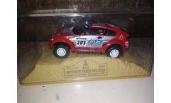 Mitsubishi Pajero Evolution Dakar #203, масштабная модель, Norev/DeAgostini, scale43