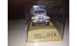 Mitsubishi Pajero Dakar #206, масштабная модель, Norev/DeAgostini, scale43