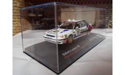 Subaru Legacy RS Altaya Rally