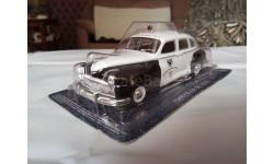 Chrysler De Soto Полиция Канады ПММ 16, журнальная серия Полицейские машины мира (DeAgostini), 1:43, 1/43, Полицейские машины мира, Deagostini