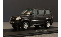 УАЗ-3163 Patriot DiP Models, масштабная модель, 1:43, 1/43