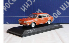 Volkswagen 411 LE Minichamps, масштабная модель, 1:43, 1/43