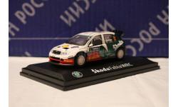 Skoda Fabia WRC Abrex