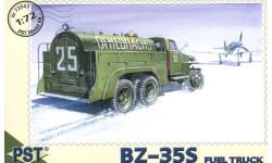 БЗ - 35 С (US6) = PST = 1-72, сборная модель автомобиля, 1:72, 1/72