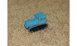 ДТ - 54 (подвижные гусеницы) 1-87