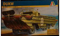 DUKW = Italeri = 1-72 Бесплатная пересылка по России, сборная модель автомобиля, scale72