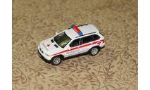 BMW X 5 -- Notarzt -- = Cararama = 1-72 Скидка 5 %, масштабная модель