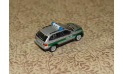 BMW X 5 -- Polizei -- = Cararama = 1-72, масштабная модель, scale0, Ford