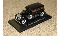 CADILLAC V16 IMPERIAL SED. 1930 AL CAPONE = Altaya =, масштабная модель, 1:43, 1/43