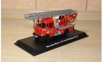 Mercedes - Benz L319 - Feuerwehr - DL 18 = SCHUCO = Бесплатная пересылка по России, масштабная модель, Mercedes-Benz, scale43