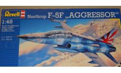 F - 5 F Tiger  = Revell =  1-48  Без коробки!  Скидка 13 %
