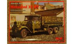 Henschel 33 D1  = ICM =  1-35