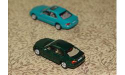 Mercedes - Benz S - Class Sedan + BMW 3 series Sedan = Cararama = 1-72, масштабная модель, scale72, Rover