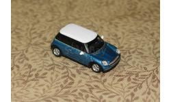 Mini Cooper = Cararama = 1-72  С рубля!