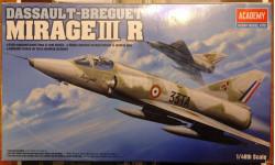 Mirage - III R  = Academy =  1-48  Скидка 13 %