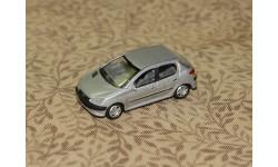 Peugeot 206 = Cararama = 1-72, масштабная модель