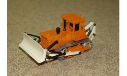 Бульдозер Т - 2 с рыхлителем = Тантал =, гусеницы металл -- подвижные!  С рубля., масштабная модель трактора, 1:43, 1/43