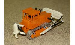 Бульдозер Т - 2 с рыхлителем = Тантал =, гусеницы металл - подвижные!  Скидка 7 %, масштабная модель трактора, 1:43, 1/43
