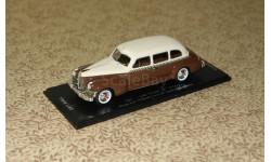 ЗиС - 110 - Такси - (1956) = VMM 110 T = Lim. 1500 + сертификат Скидка 15 % от цены на аукционе, масштабная модель, 1:43, 1/43