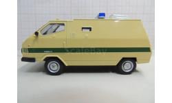 Автомобили на службе - РАФ-Лаббе (Инкассатор)