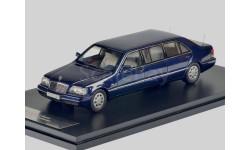 Mercedes-Benz S600 Pullmann W140 1998 1:43 NEO