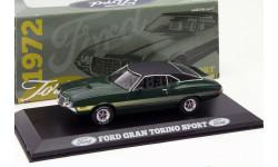 1972 Ford Gran Torino Sport 1:43 Greenlight