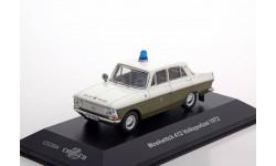 Москвич-412 Народная полиция ГДР 1:43 IST CCC094 Moskwitch 412 Volkspolizei DDR 1972