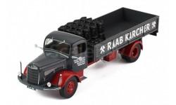 Mercedes L 325 'Raab Karcher'  1:43 IXO, масштабная модель, Mercedes-Benz, scale43