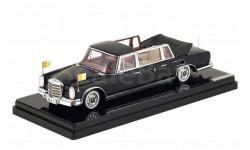 1965 Mercedes-Benz 600 Landaulet Pope Paul VI TSM True Scale Miniatures  1:43