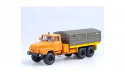 КРАЗ 260 (1979), оранжевый НАП, масштабная модель, 1:43, 1/43, Наш Автопром