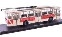 троллейбус SKODA 14TR Potsdam 1981 Beige/Red   Premium Classixxs, масштабная модель, Škoda, scale43