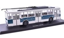 троллейбус SKODA 14TR Eberswalde 1981 Blue/White   Premium Classixxs, масштабная модель, scale43, Škoda