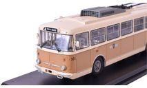 троллейбус SKODA 9TR Gera 1961 Beige   Premium Classixxs, масштабная модель, Škoda, scale43